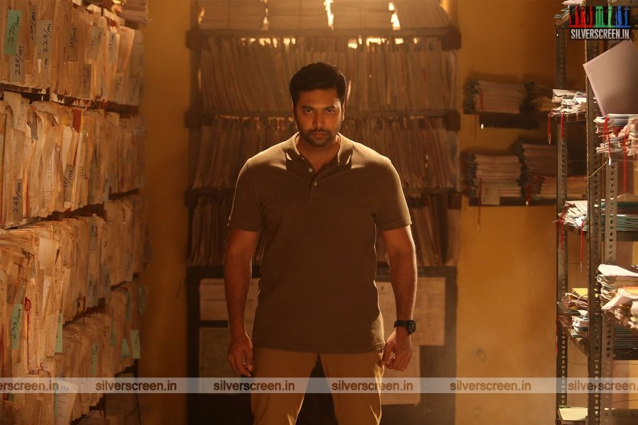 Adanga Maru Movie Stills Starring Jayam Ravi