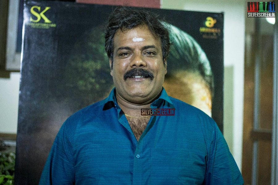 Munish Kanth At The 'Kanaa' Press Meet