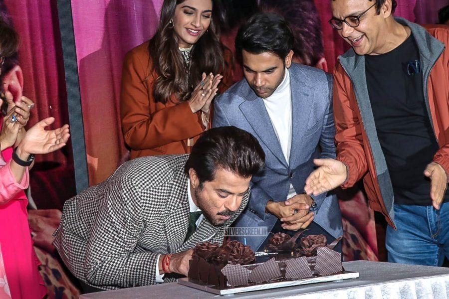 Anil Kapoor  At The 'Ek Ladki Ko Dekha Toh Aisa Laga' Trailer Launch