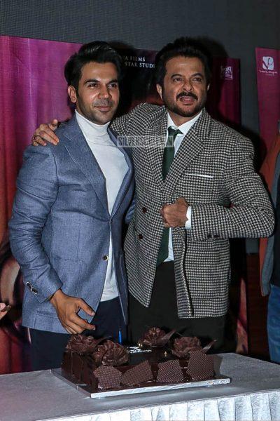 Anil Kapoor, Rajukmmar Rao At The 'Ek Ladki Ko Dekha Toh Aisa Laga' Trailer Launch