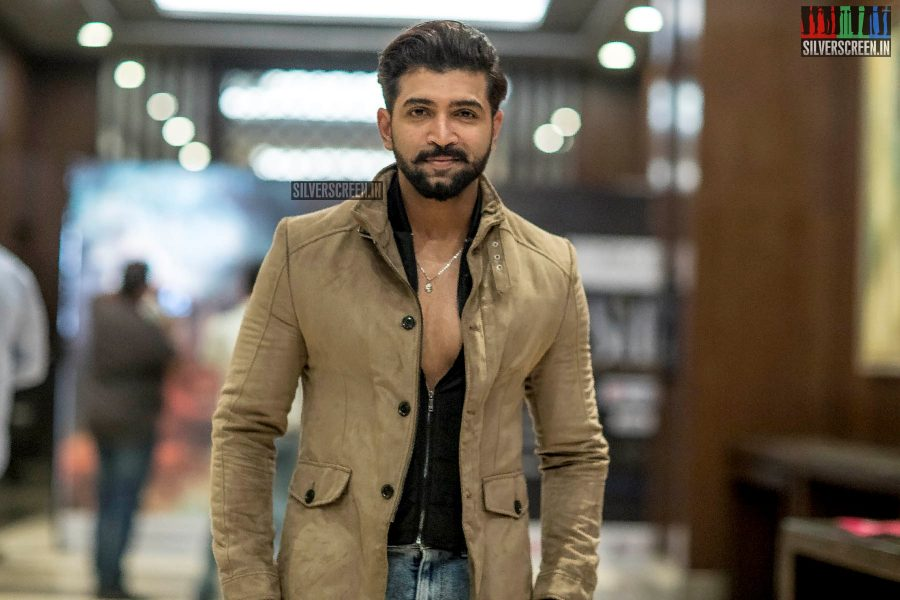 Arun Vijay At The  South Indian Fashion Awards 2018 In Chennai