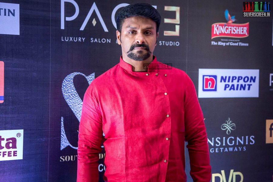 Gaurav Narayanan At The  South Indian Fashion Awards 2018 In Chennai
