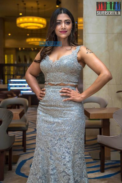 Mamta Mohandas At The  South Indian Fashion Awards 2018 In Chennai