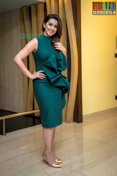 Nikki Galrani At The  South Indian Fashion Awards 2018 In Chennai