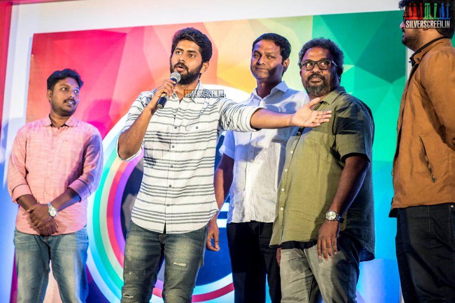Kathir At The 'Zee 5 Tamil Originals' Launch