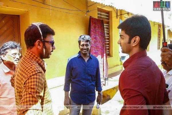 Boomerang Movie Stills Starring Atharvaa, RJ Balaji
