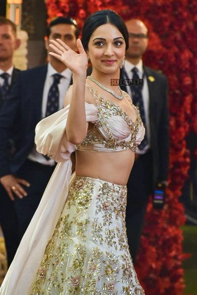 Celebrities At Isha Ambani–Anand Piramal Wedding Ceremony