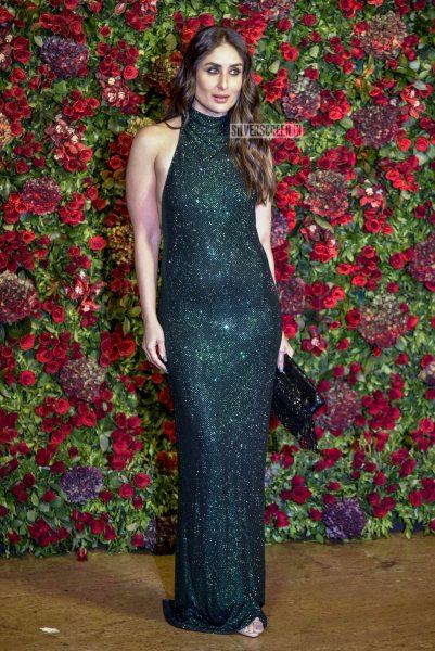 Kareena Kapoor At The Ranveer Singh, Deepika Padukone Wedding Reception