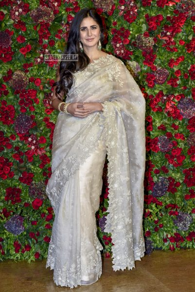 Katrina Kaif At The Ranveer Singh, Deepika Padukone Wedding Reception