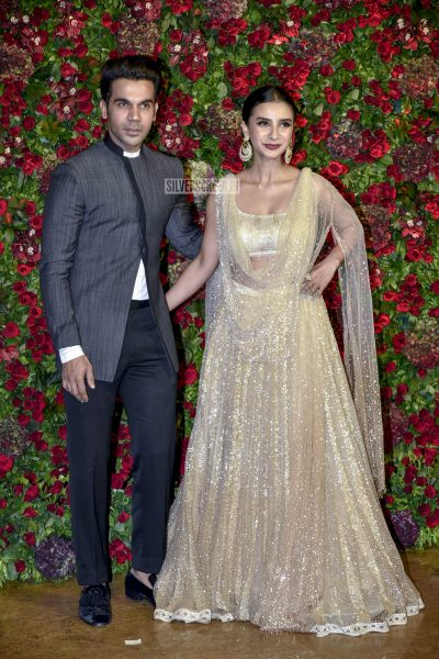 Rajkummar Rao At The Ranveer Singh, Deepika Padukone Wedding Reception