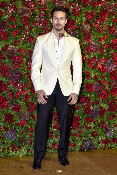 Tiger Shroff At The Ranveer Singh, Deepika Padukone Wedding Reception