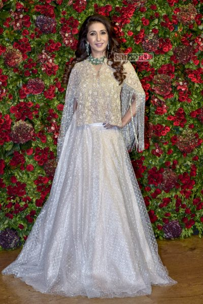 Celebrities At The Ranveer Singh, Deepika Padukone Wedding Reception