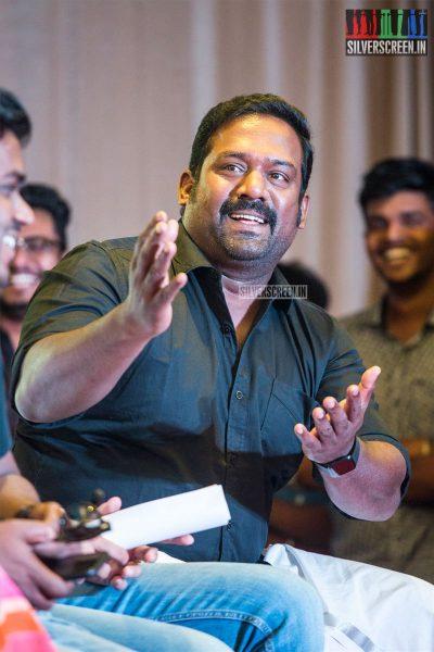 Robo Shankar At The 'Maari 2' Press Meet