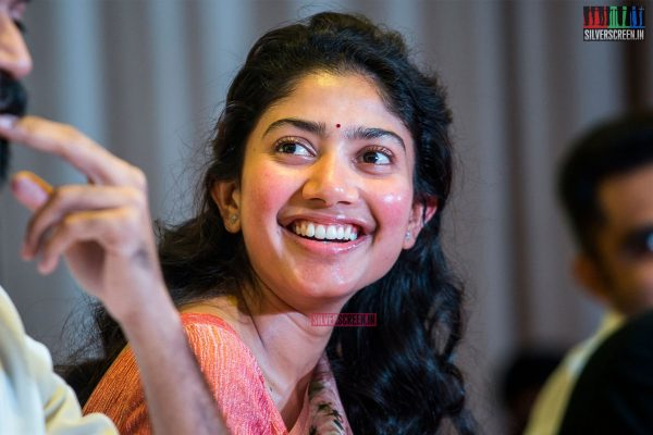 Sai Pallavi At The 'Maari 2' Press Meet