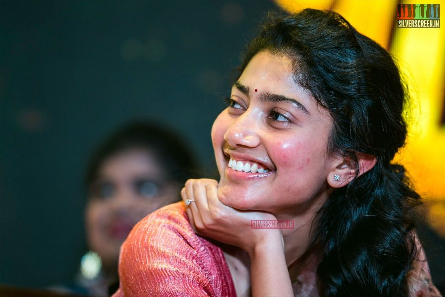 Sai Pallavi At The 'Maari 2' Press Meet