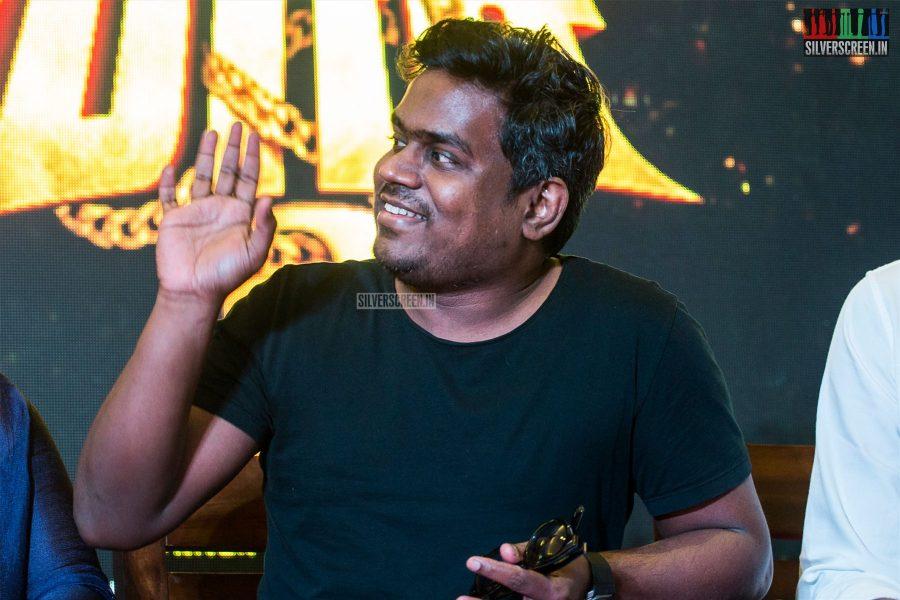 Yuvan Shankar Raja At The 'Maari 2' Press Meet