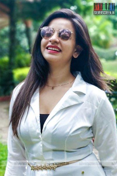 Divya Ganesh Photoshoot Stills