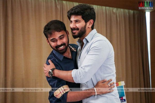 Dulquer Salmaan At The Vaan Movie Launch