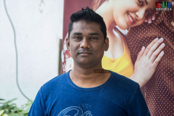 CS Sam At The 'Adanga Maru' Press Meet