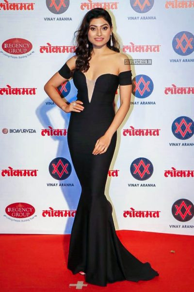 Celebrities At The Lokmat Most Stylish Awards 2018
