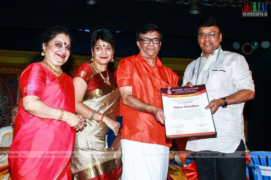 K Bhagyaraj At The Inauguration & Award Function of 32nd Margazhi Mahotsav