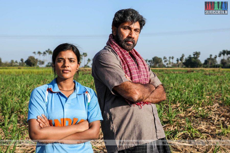 Kanaa Movie Stills Starring Aishwarya Rajesh, Sathyaraj