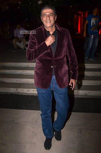 Celebrities At Anil Kapoor's Birthday Bash