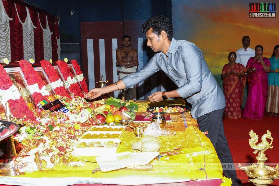 Lokesh Kanagaraj At The 'Karthi 18' Movie Launch