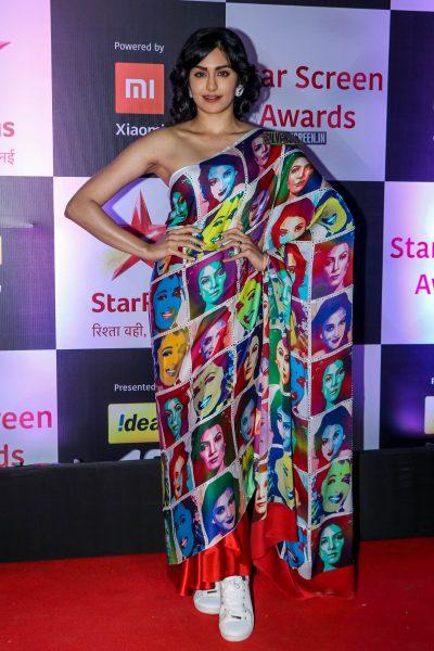 Adah Sharma At The 'Star Screen Awards 2018'