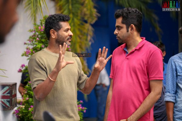 Maari 2 Movie Stills With Prabhu Deva & Balaji Mohan