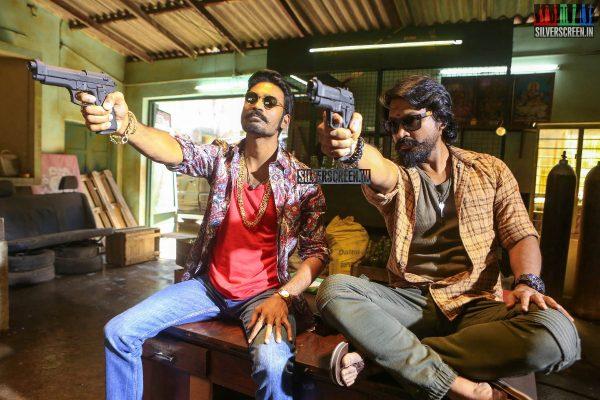 Maari 2 Movie Stills Starring Dhanush & Kreshna