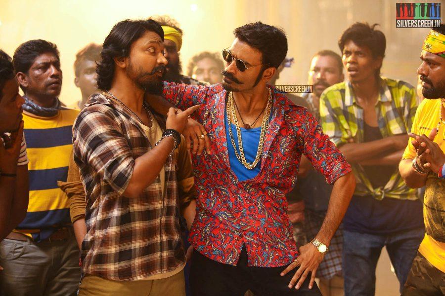 Maari 2 Movie Stills Starring Dhanush & Sai Pallavi