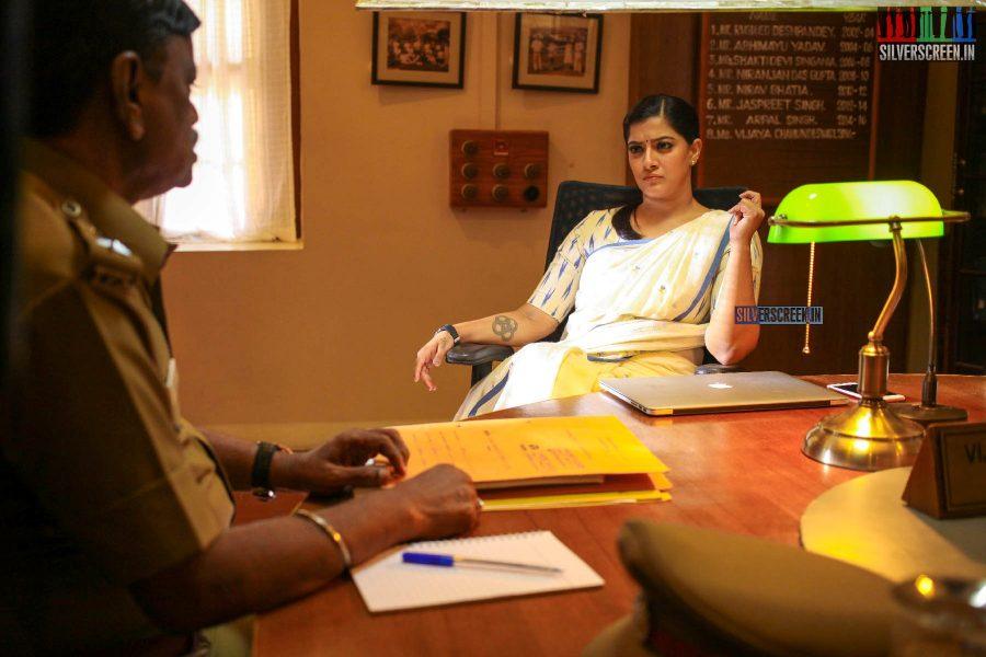 Maari 2 Movie Stills Starring Varalaxmi