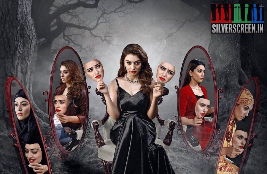 Maha Movie Stills Starring Hansika Motwani