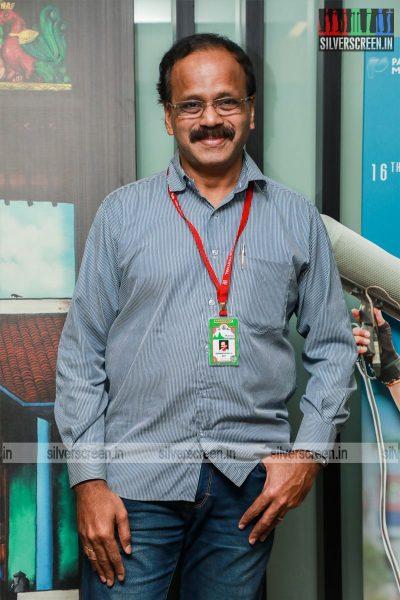 G Dhananjayan At The 16th Chennai International Film Festival Red Carpet