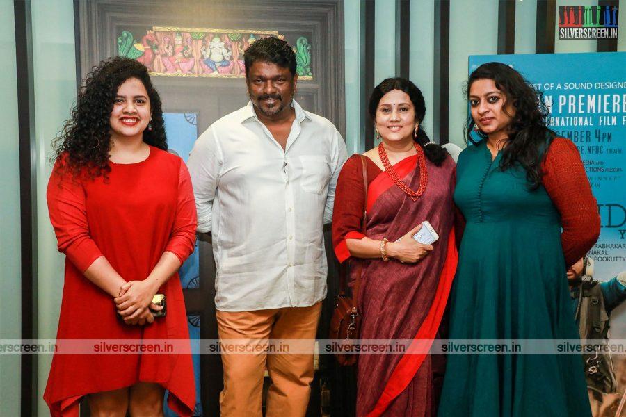 R Parthiban At The 16th Chennai International Film Festival Red Carpet