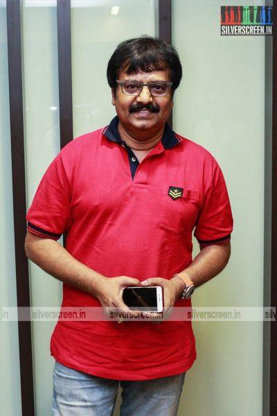 Vivek At The 16th Chennai International Film Festival Red Carpet