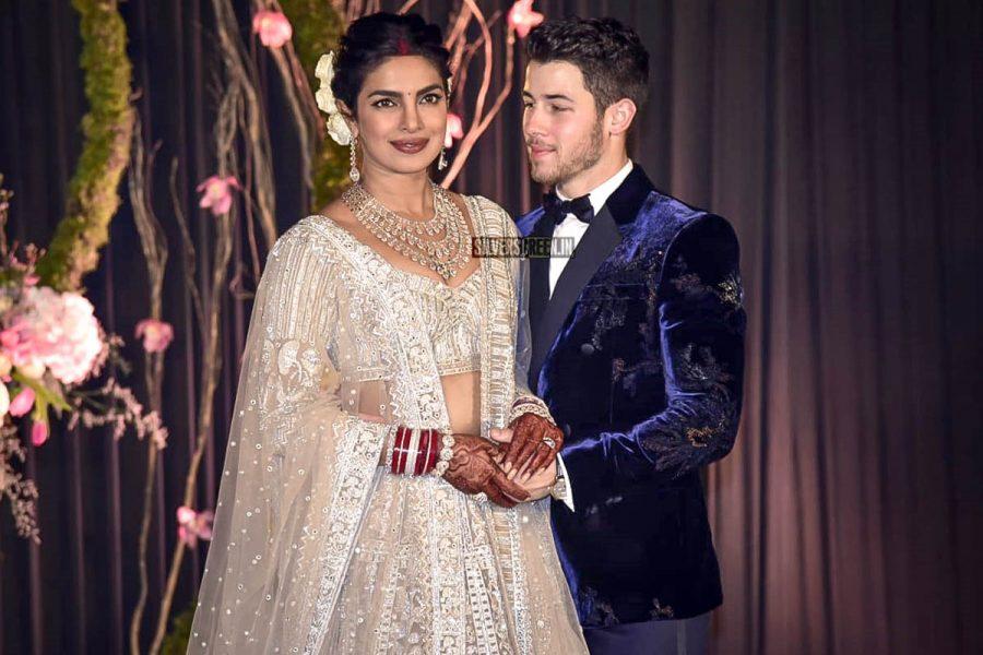 Priyanka Chopra And Nick Jonas Wedding Reception In Delhi