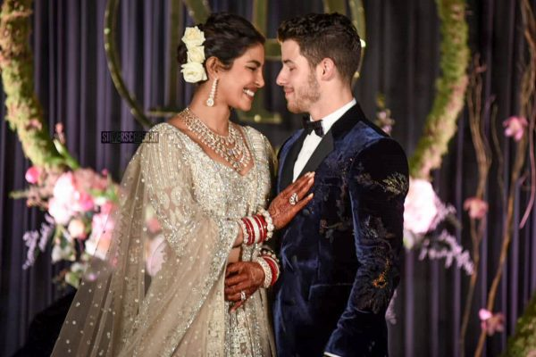 Priyanka Chopra And Nick Jonas Wedding Reception In Delhi