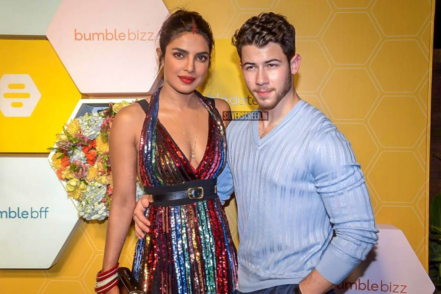 Priyanka Chopra At An App Launch