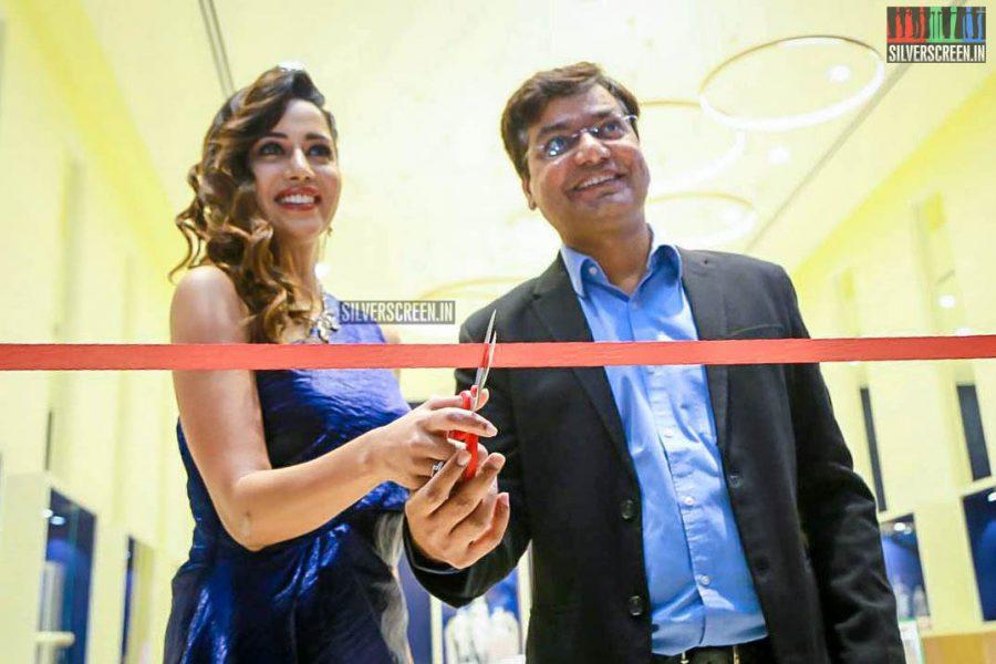 Raiza Wilson At A Store Launch In Chennai