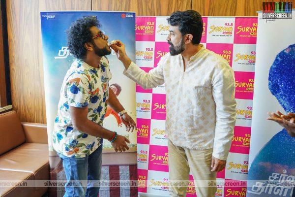 Rajiv Menon At The Sarvam Thaala Mayam Single Track Launch