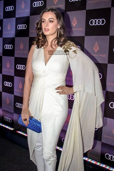 Evelyn Sharma At A Store Launch