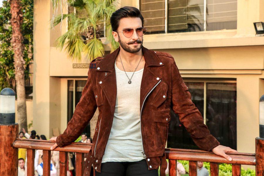 Ranveer Singh Promotes 'Simmba'