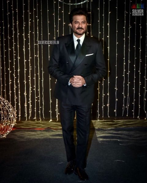 Anil Kapoor At Priyanka Chopra And Nick Jonas Wedding Reception