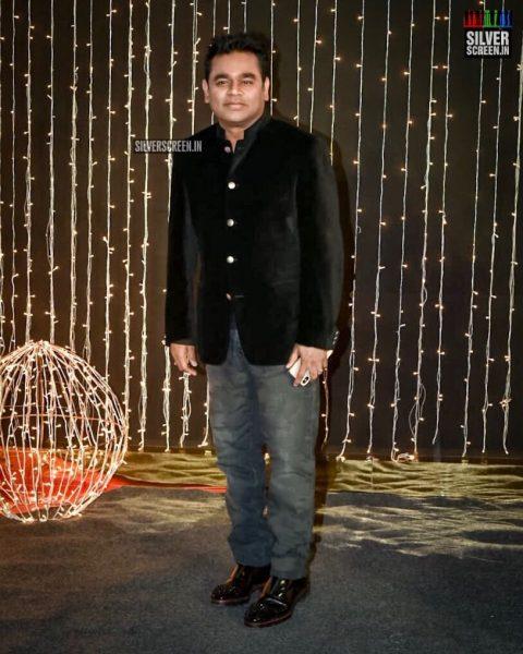 AR Rahman At Priyanka Chopra And Nick Jonas Wedding Reception