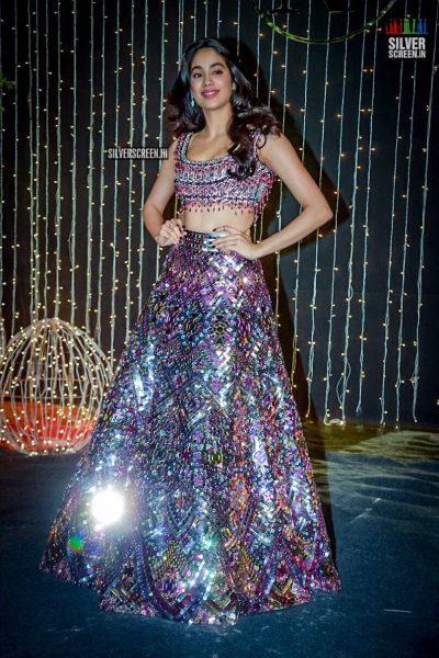 Jhanvi Kapoor At Priyanka Chopra And Nick Jonas Wedding Reception