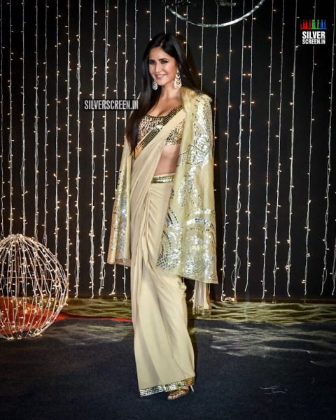 Katrina Kaif At Priyanka Chopra And Nick Jonas Wedding Reception
