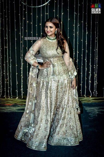 Parineeti Chopra At Priyanka Chopra And Nick Jonas Wedding Reception