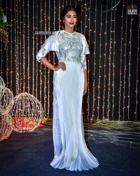 Pooja Hegde At Priyanka Chopra And Nick Jonas Wedding Reception